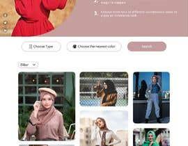 #63 untuk design a website page oleh ChaYanDee