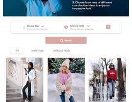#79 untuk design a website page oleh asnsfu