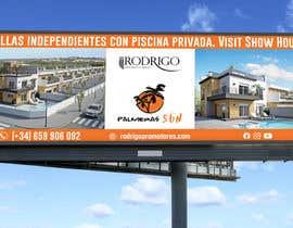 #29 для Diseño valla publicitaria 3x8 metros от jpasif