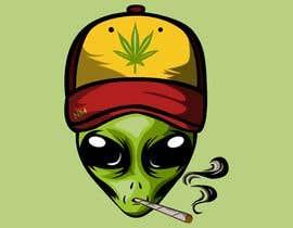 Nro 54 kilpailuun Alien Themed Illustrations käyttäjältä arifamrullah05