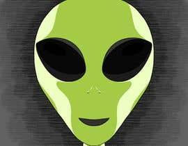 Nro 106 kilpailuun Alien Themed Illustrations käyttäjältä Jil999