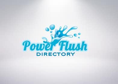 mariusadrianrusu tarafından Design a Logo for 'PowerFlush Directory' için no 23