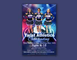 #32 pentru Cheerleading Tryout Flyer de către RokyTalukderR