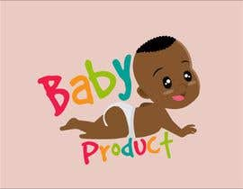 #122 for Baby product logo design by MaheshNagdive