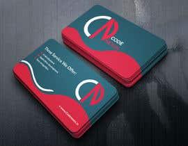 Nro 1257 kilpailuun Design a business card käyttäjältä ultracademy