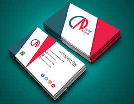 Nro 1261 kilpailuun Design a business card käyttäjältä designerakram247
