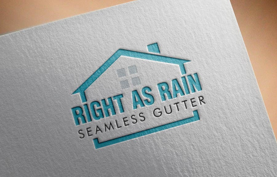 Konkurrenceindlæg #53 for Simple Logo Design For Gutter Installation / Construction Business