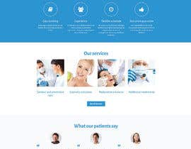 #242 for Web Designer for dental website (urgent) by Sultan591960