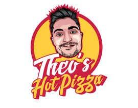 enovdesign tarafından MAKE A LOGO FOR THEO'S HOT PIZZA!!!! için no 496