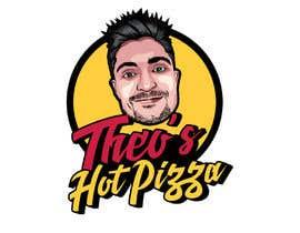 enovdesign tarafından MAKE A LOGO FOR THEO'S HOT PIZZA!!!! için no 498