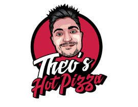 enovdesign tarafından MAKE A LOGO FOR THEO'S HOT PIZZA!!!! için no 501