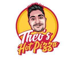 enovdesign tarafından MAKE A LOGO FOR THEO'S HOT PIZZA!!!! için no 502