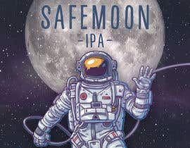 #18 for Create a SAFEMOON inspired BEER label! by patriciamarl