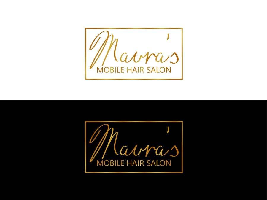 Bài tham dự cuộc thi #                                        55                                      cho                                         Design a logo for      Maura's Mobile Hair Salon