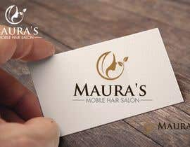 #83 cho Design a logo for      Maura's Mobile Hair Salon bởi Zattoat