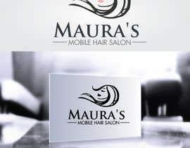 #88 cho Design a logo for      Maura's Mobile Hair Salon bởi Zattoat