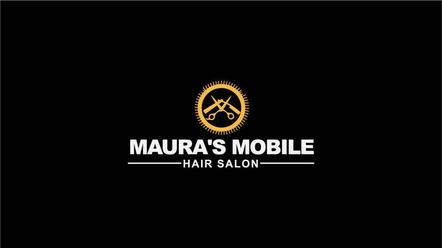 Bài tham dự cuộc thi #                                        95                                      cho                                         Design a logo for      Maura's Mobile Hair Salon