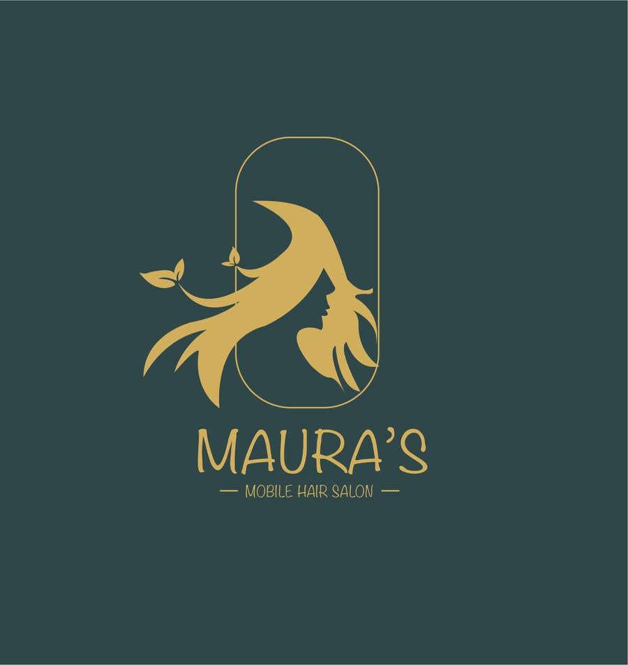 Bài tham dự cuộc thi #                                        92                                      cho                                         Design a logo for      Maura's Mobile Hair Salon