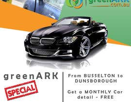#23 untuk Design a Flyer for GreenArk Property Maintenance oleh alimurtaza642