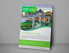 #21 for Design a Flyer for GreenArk Property Maintenance by tahira11