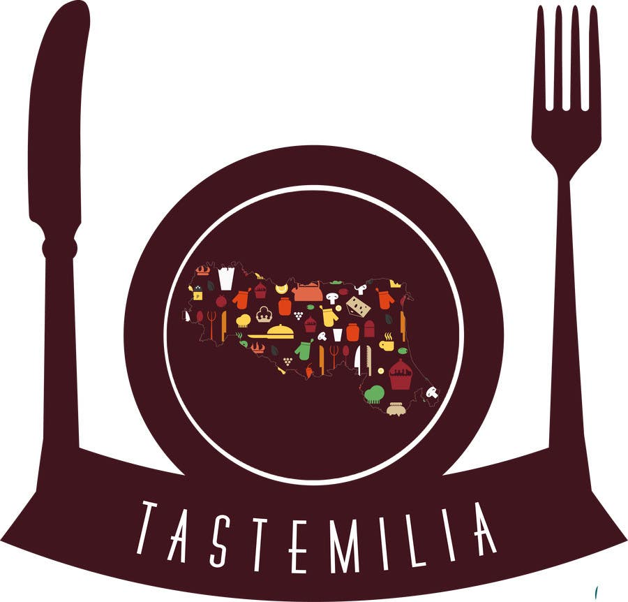 Proposition n°                                        38                                      du concours                                         Design a Logo for a food tasting company