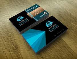 #269 for Design Business card for logistics company af munnathehank