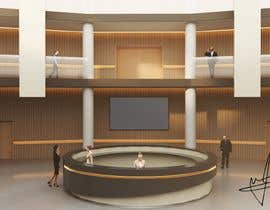 #14 cho 3D Reception hall design bởi Hun0000