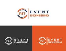 #178 for PST Event Engineering Logo af nasimaaakter01