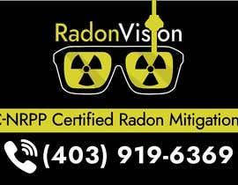 #34 pentru Advertising sign design for radon mitigation company de către sameeriqbal414