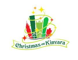 #53 cho Christmas on Kinvara logo design bởi eudelia