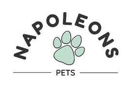 Nro 222 kilpailuun Logo for Pets Business käyttäjältä greninja2001