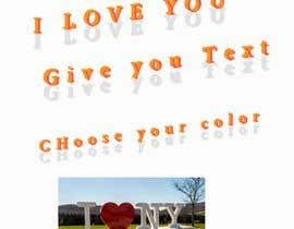 #3 untuk need 3d text design oleh alipran