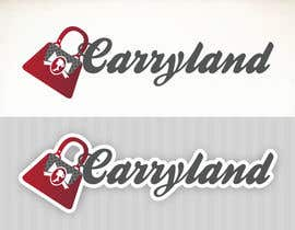 #296 för Logo Design for Handbag Company - Carryland av bellecreative