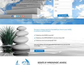 webidea12 tarafından Design a Landing Page for Coaching Program için no 9