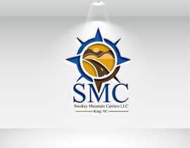 #127 for Logo creation for SMC Smokey Mountain Carriers LLC. by Hshakil320