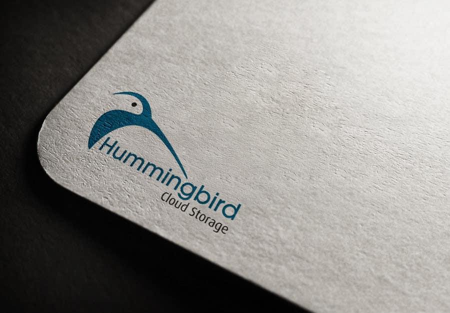 Konkurrenceindlæg #                                        34                                      for                                         Hummingbird Cloud Storage Logo
