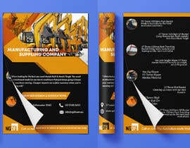 #243 for Brochures / Flyers designed by thufail220