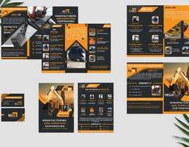 #219 for Brochures / Flyers designed af mksalaminkhan