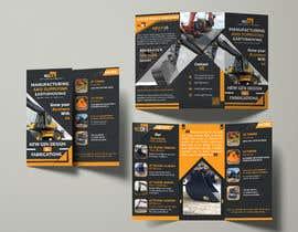 #234 for Brochures / Flyers designed af mksalaminkhan