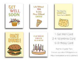 #43 for Greeting Card Designer by dungtran99