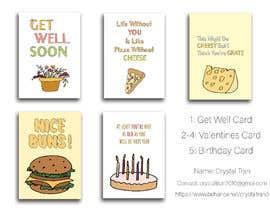 #43 для Greeting Card Designer от dungtran99