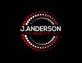 "#143 for Create a Logo for ""J. Anderson Realty"" Main colors Red, Grey and white by istahmed16"