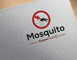 #197 for Mosquito Zapper Logo by azgor2414