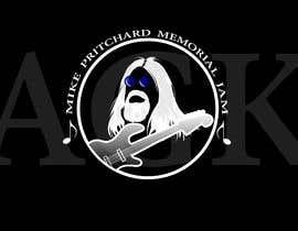 #26 untuk Mike Pritchard Memorial Jam logo oleh abdenourr