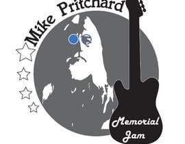 #42 untuk Mike Pritchard Memorial Jam logo oleh KavehSarrafan