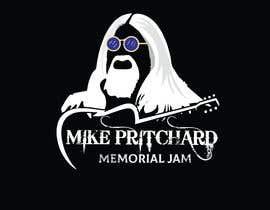 #43 untuk Mike Pritchard Memorial Jam logo oleh DesignerSifat