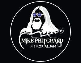 #45 untuk Mike Pritchard Memorial Jam logo oleh DesignerSifat