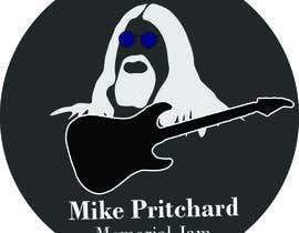 #31 untuk Mike Pritchard Memorial Jam logo oleh Zahidta1234
