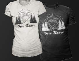 #56 for Free Range T-Shirt by Exer1976