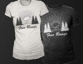 #56 для Free Range T-Shirt от Exer1976